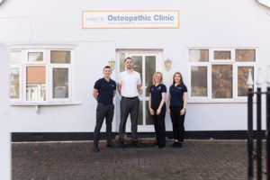 Tim Wood Healthcare - Osteopathic Clinic Maidstone & Rainham