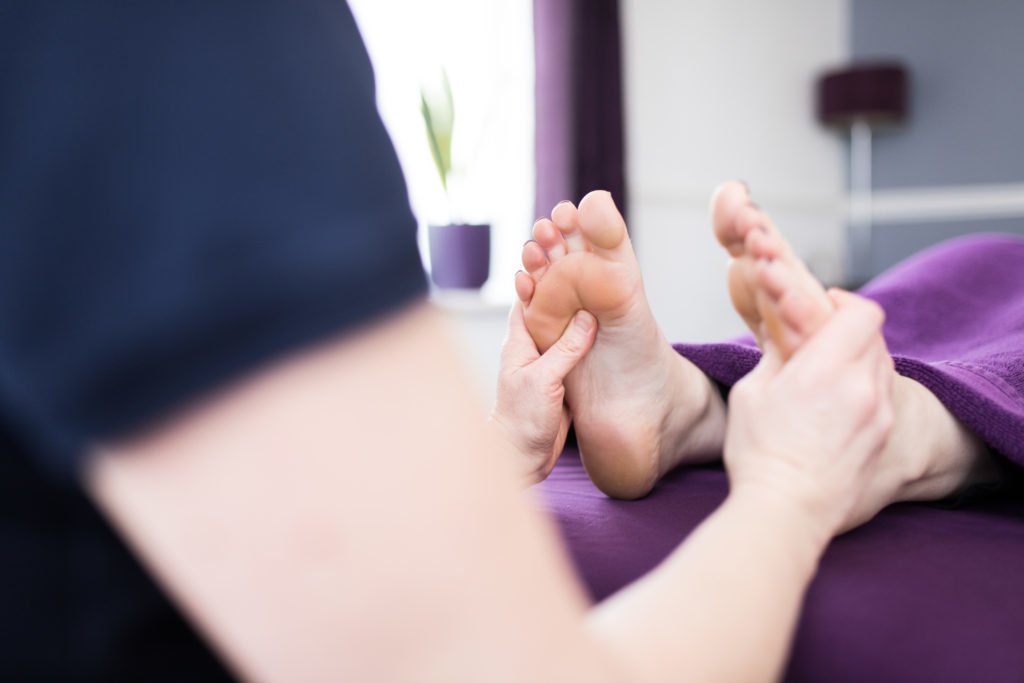 Reflexology in Rainham (Medway)