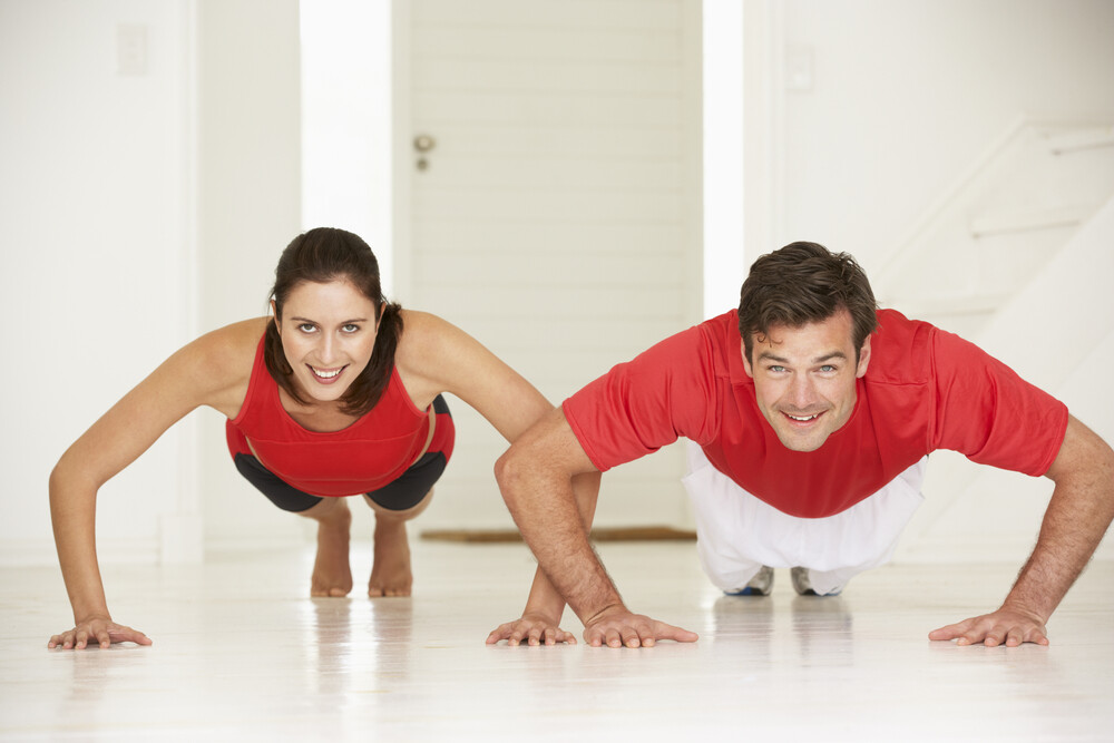 Get exercise advice from your Osteopath if you are in pain.